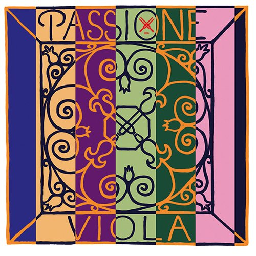 ball stiff Pirastro 229022 Passione Viola medium