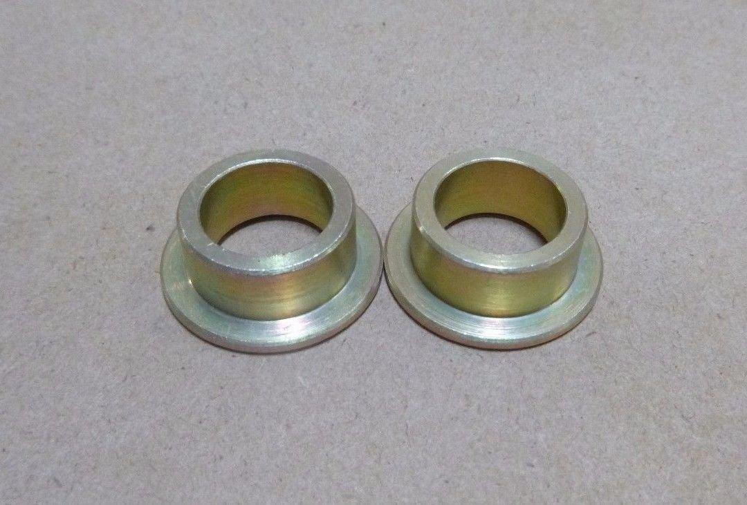 "Steel Bushings //Spacer //Sleeve 3//4/"" OD X 3//8/"" ID X 2 1//8/"" Long 1 Pc"