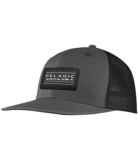 e54d3609d86 Image Unavailable. Image not available for. Color  Pelagic Men s Greylight  Snapback Cap
