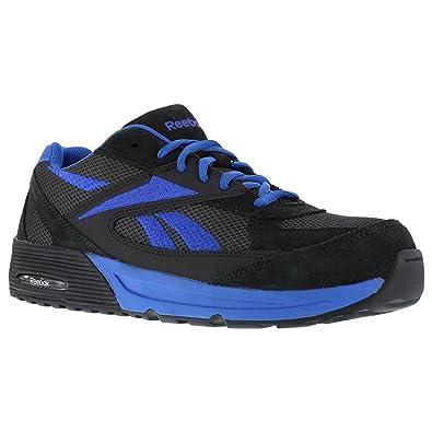 Reebok Men s Beviad Jogger Work Shoes Composite Toe Blue 6.5 D(M) US   Amazon.co.uk  Shoes   Bags 395d719c0