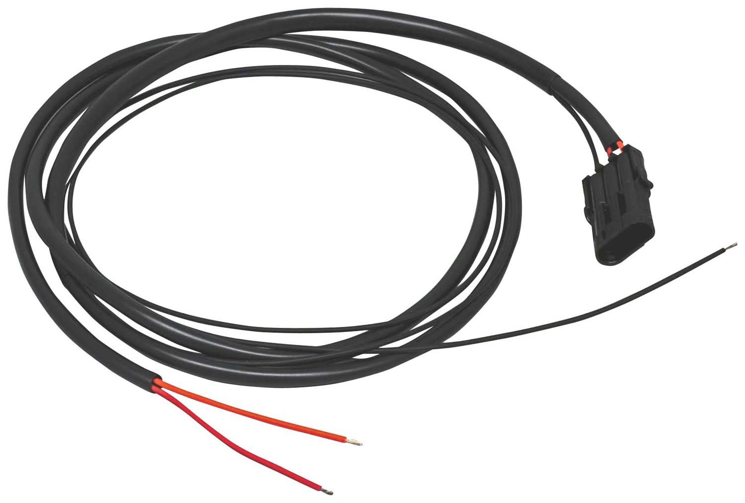 Amazon.com: MSD Ignition 88621 3-Pin Harness for Rotor Distributors:  Automotive