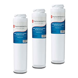 GE GSWF SmartWaterComparable Refrigerator Water Filter 3 Pack