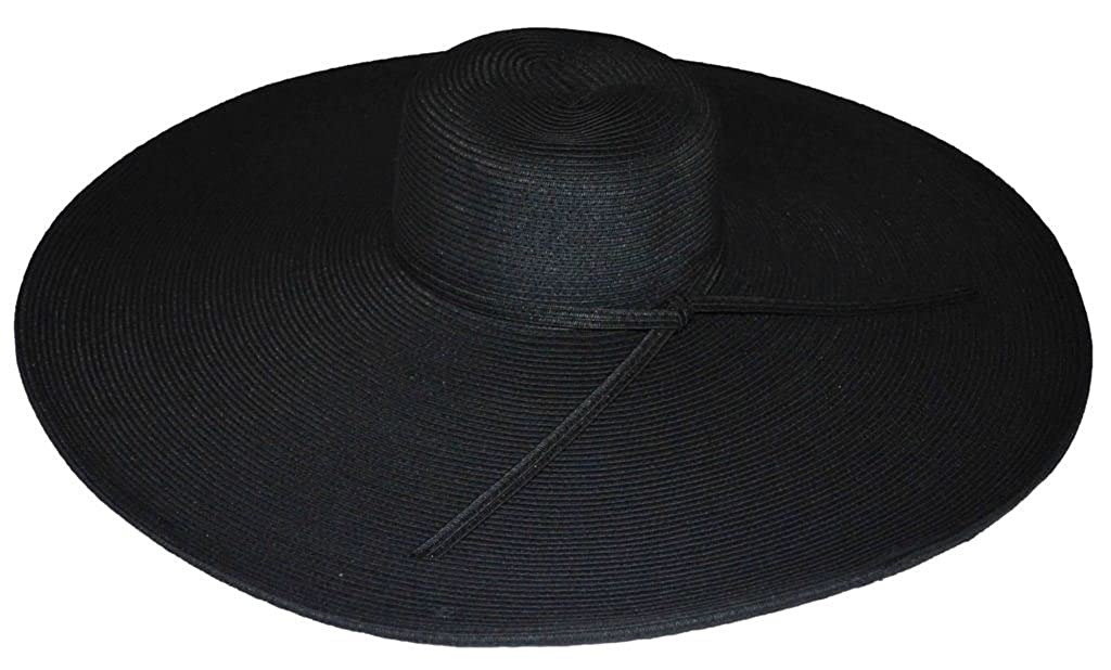 3915d789 Jeanne Simmons Women's Flat Wide Brim Sun Hat 8