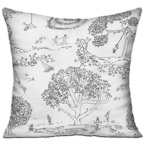 Cheap Kids Summer Toile Fashion Personalized Soft And Comfortable Pillow
