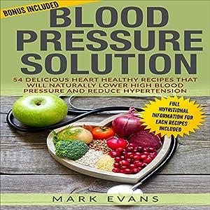 Blood Pressure Solution Audiobook