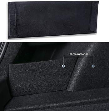 Rear Trunk Organizer Side Divider Organizer Accessories Fit for Tesla Model 3
