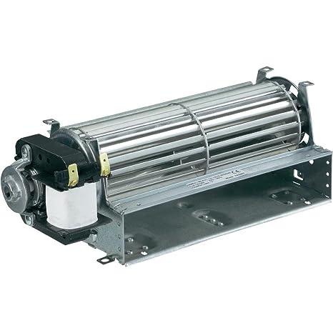 Ventilatore tangenziale motore sinistro o destro dx sx camino stufa pellet 230V