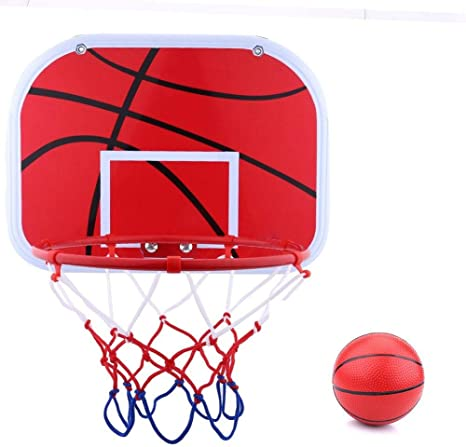 VGBEY Tablero de Baloncesto para niños, Mini Tablero de aro de ...