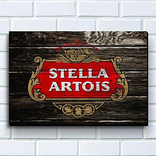 Placa Decorativa P657 - Cerveja Stella Artois