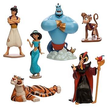 Disney Store Aladdin Figure Play Set by Disney
