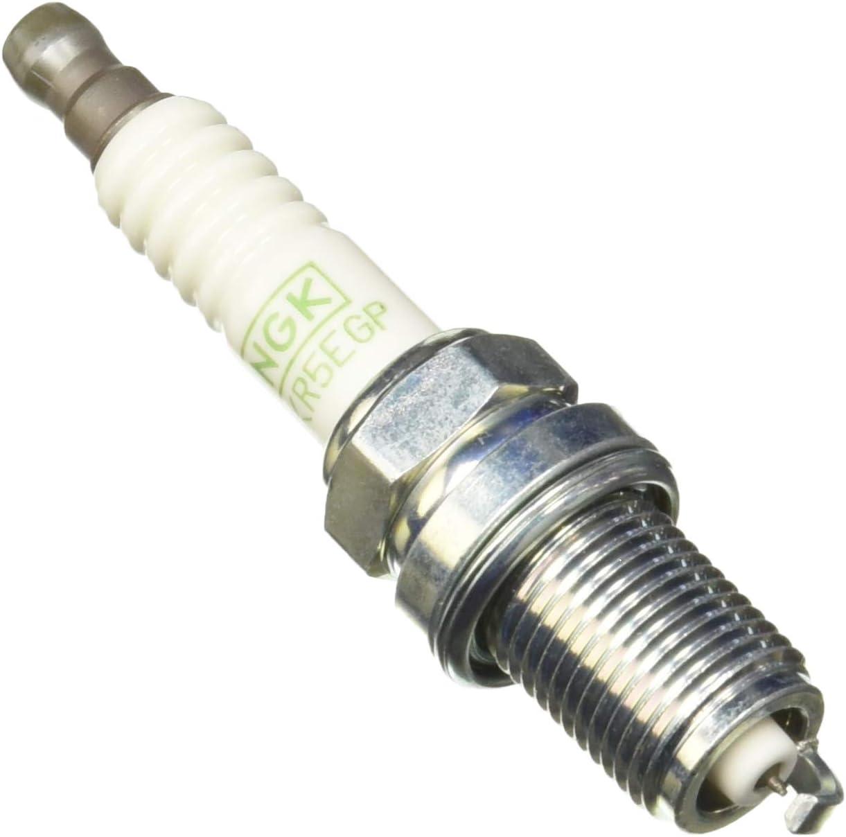 NGK 7090 Bkr5Egp G-Power Spark Plug, 4 Pack