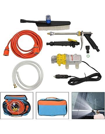 PetHot 12V 100W Portátil de Alta Presión del Pulverizador Limpiador de Agua de Lavado Kit de
