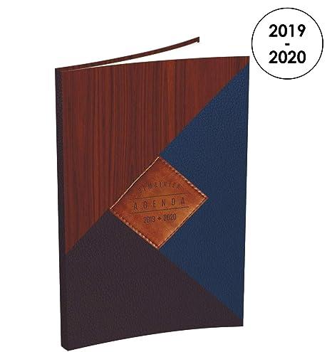 Amazon.com: Lecas 2019-2020 Tandem - Agenda semanal (agosto ...
