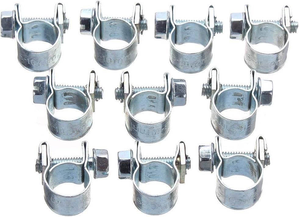 RENCALO Kit de Colliers de Serrage pour Conduite de Carburant pour Webasto Eberspacher R/éservoir de Carburant du r/échauffeur VW Volkswagen T5 T6