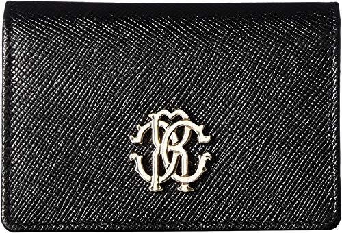 Roberto Cavalli Women's Bifold Wallet Black One Size