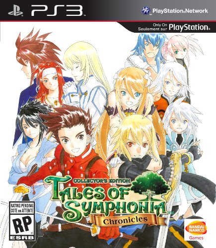 Twist Edition Collectors (Tales of Symphonia Chronicles: Collector's Edition - PlayStation 3)