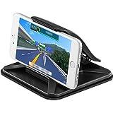 SKYBABA 車載ホルダー スマホ車載ホルダー カーマウント スマートフォン 携帯車載ホルダー カーホルダー ダッシュボード スマホスタンド タブレット GPS 滑り止 め