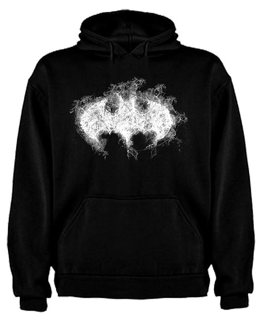 Sudadera de NIÑOS Batman Caballero Oscuro Comic DC: Amazon.es: Ropa y accesorios