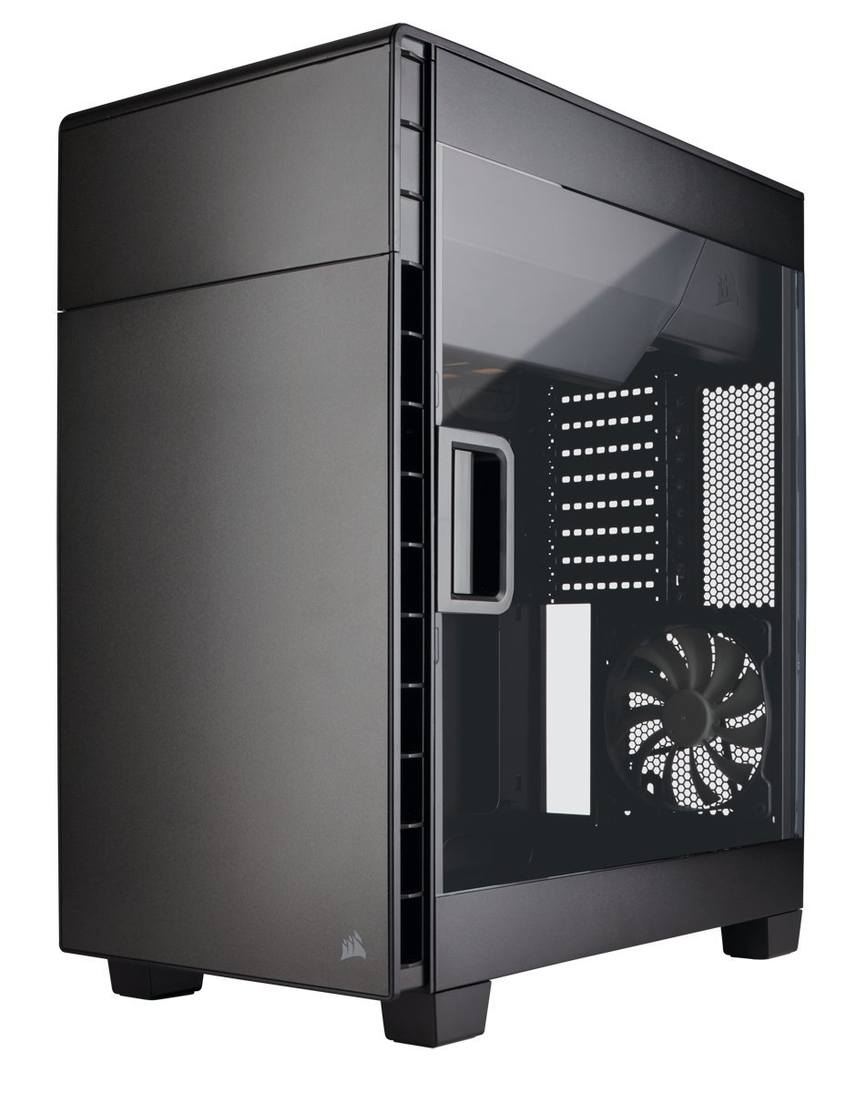 Corsair Carbide Clear 600C Inverse ATX Full Tower Case by Corsair