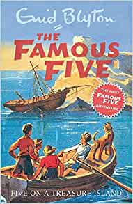 famous five on a treasure island pdf