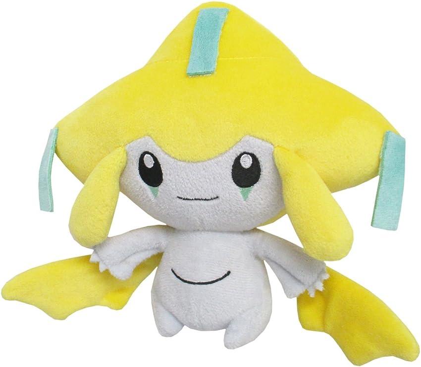 "Sanei Pokemon All Star Series Pikachu Stuffed Plush  7/"""