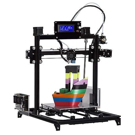 Impresora 3D Resina Impresora 3D Grande, Impresora FLSUN_C 3D ...