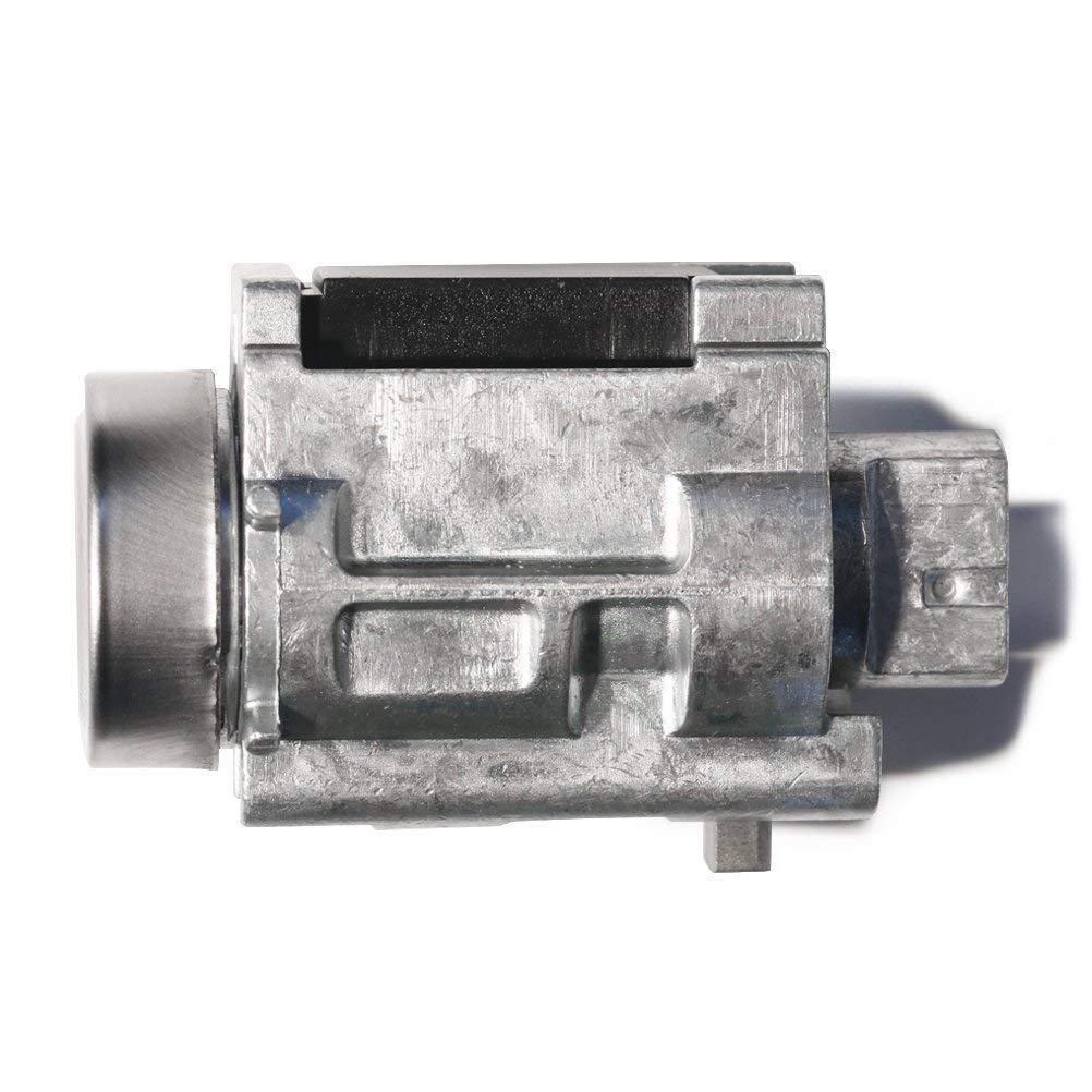 Impala Replaces# D1493F Renewed Grand Am 15822350 Alero Keys /& Passlock Chip Monte Carlo Ignition Lock Cylinder Starter Switch 25832354 US286l 12458191 924-719 Fits Chevy Malibu