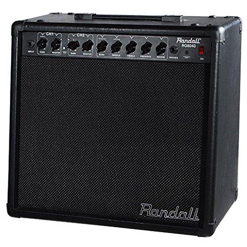 Randall RG8040E Annaversary Combo Gitarrencombo (2-Kanal, 70 W