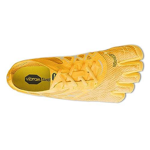 Vibram Five Fingers - Zapatillas de running para mujer, color naranja, talla 37: Amazon.es: Zapatos y complementos