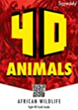 Animals 4D - African Wildlife (Augmented Reality Book)