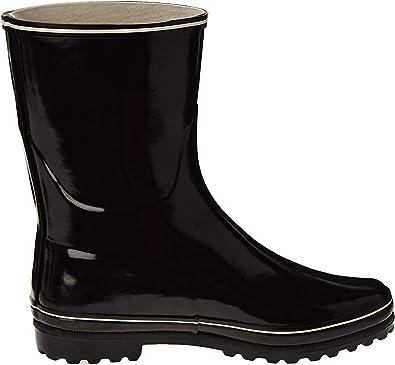 Aigle VENISE BOTTILLON Bottes en caoutchouc noir