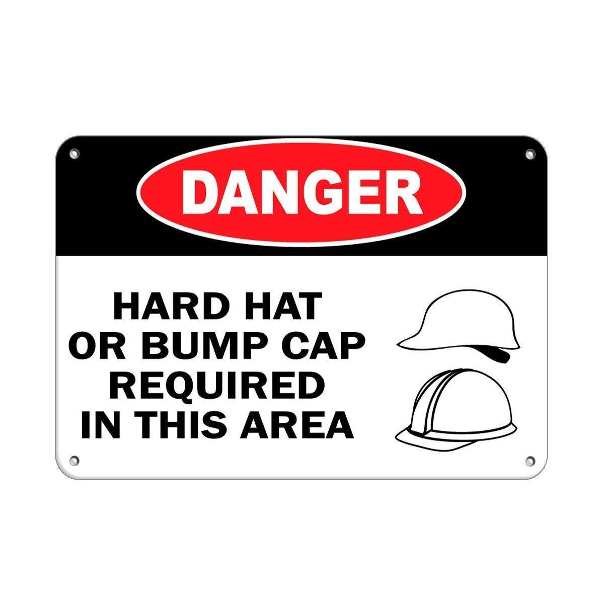 Amazon.com: Señal de advertencia con texto en inglés «Notice ...