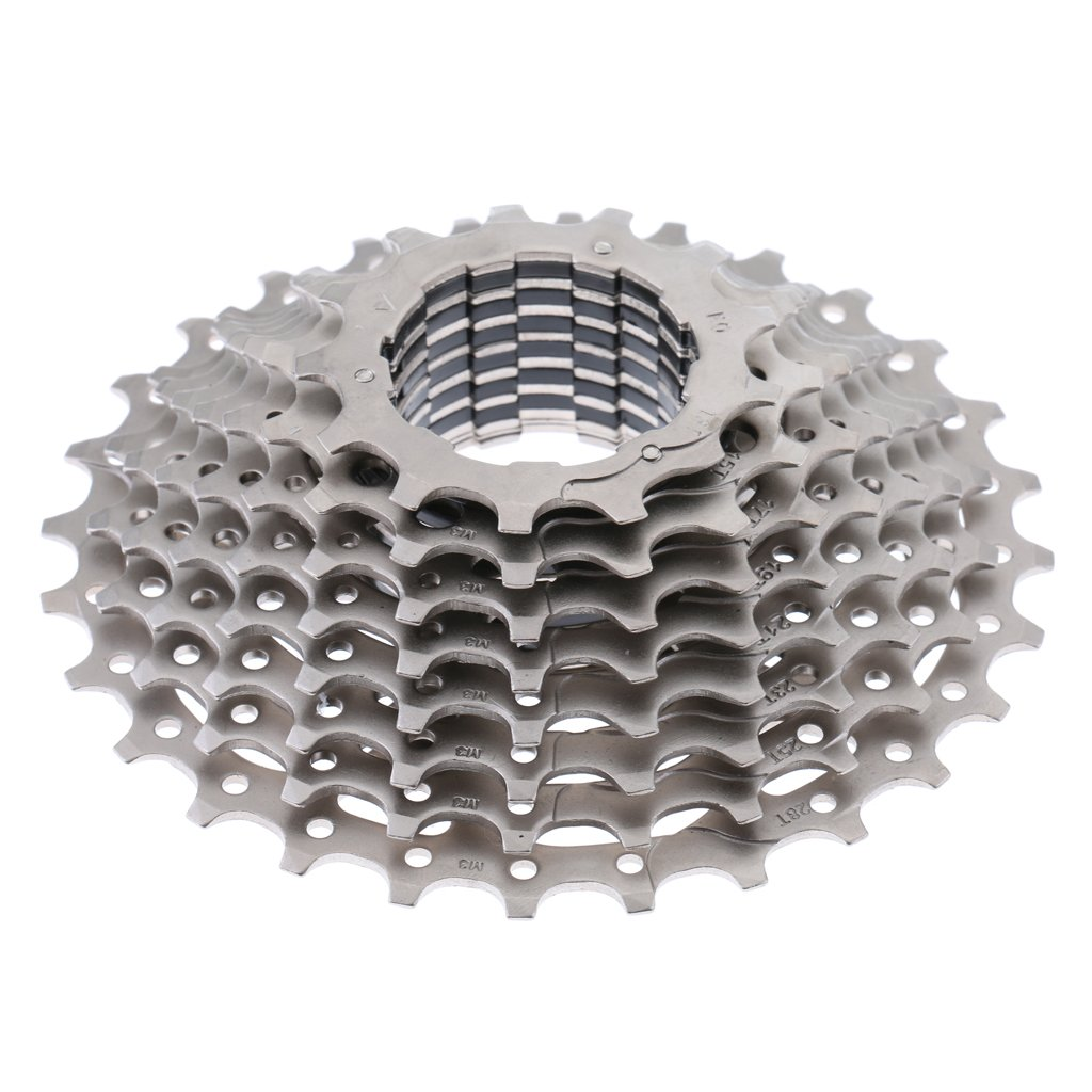 MagiDeal自転車Freewheel Cogスプロケットパーツギアマウンテンバイクカセット8 / 9 / 10スピード特別な高張力鋼 B078SRNTZLAs the picture show 10 Speed 28T