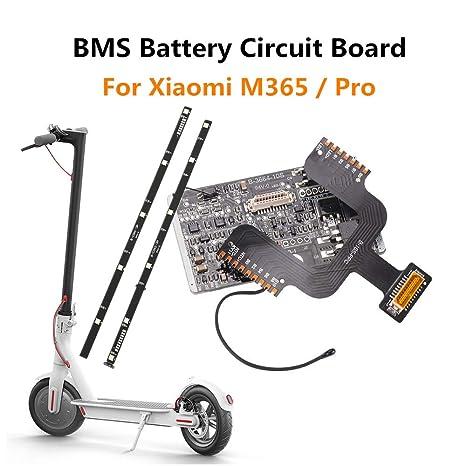 DEBEME Placa de Circuito de batería BMS para Xiaomi M365 / M365 Pro Electric Scooter Dashboard Controller Tablero de protección de batería