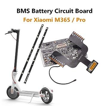 DEBEME Placa de Circuito de batería BMS para Xiaomi M365 ...