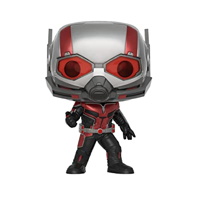 Funko Pop Marvel: Ant-Man & The Wasp - Ant-Man (Styles May Vary): Toys & Games