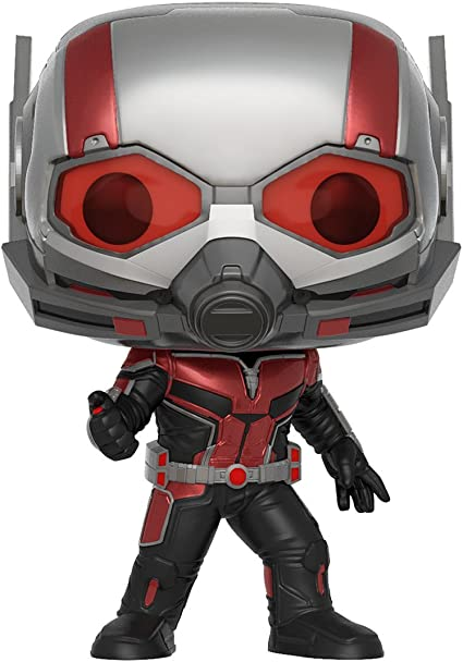 Ant-Man #30724 CHASE LIMITED EDITION Ant-Man and the Wasp Funko Pop Marvel