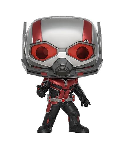 amazon com funko pop marvel ant man the wasp ant man styles