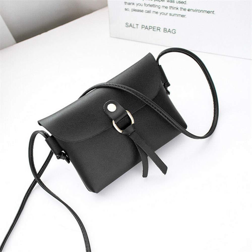 Women Bag Small Handbag Shoulder Tote Satchel Ladies Retro Messenger Cross Body