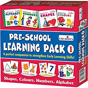 Creative's Pre-School Learning Pack 1...