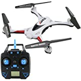 JJRC H31 Waterproof Drone Headless Mode One Key Return 2.4G 4CH 6Axis RC Quadcopter RTF - White