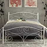 Homelegance-Pallina-Metal-Platform-Bed-White