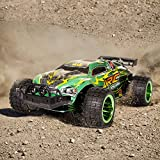 SGILE High Speed Drifting Race Car Toy for Kids Birthday Gift Present, Fast Off-Road Electric Radio Rechargeable Remote Control Furious Car for All Terrain for Kids Adults