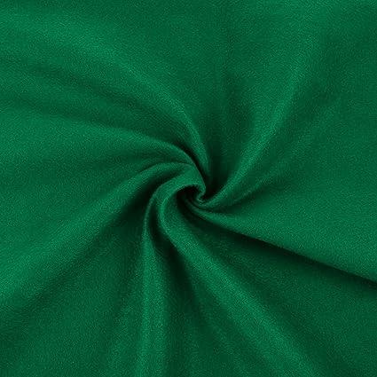 """Kelly Acrylique Vert Feutre 72/"""" Large École Craft Table de poker tissu vendu par yard"""