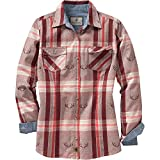 Best  - Legendary Whitetails Ladies Antler Creek Button Down Bittersweet Review