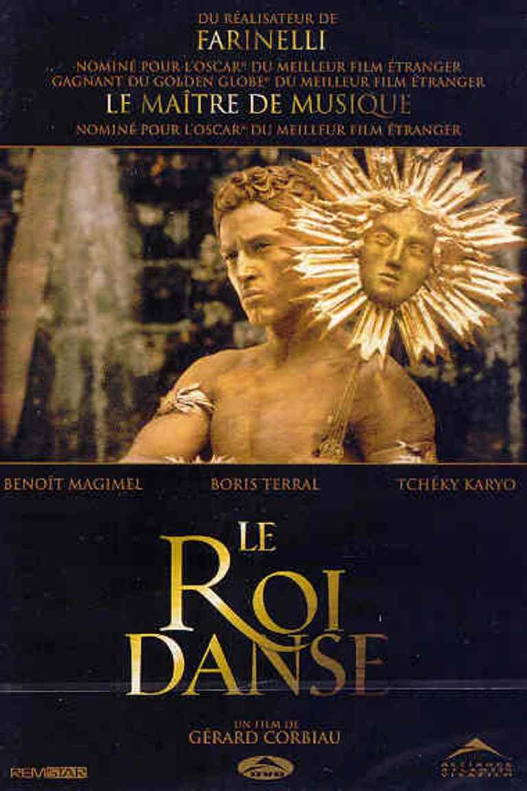 The King Is Dancing (Version française) Gerard Corbiau RemStar Drama
