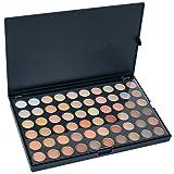 120 Color Eyeshadow Makeup Palette -Matte Earth