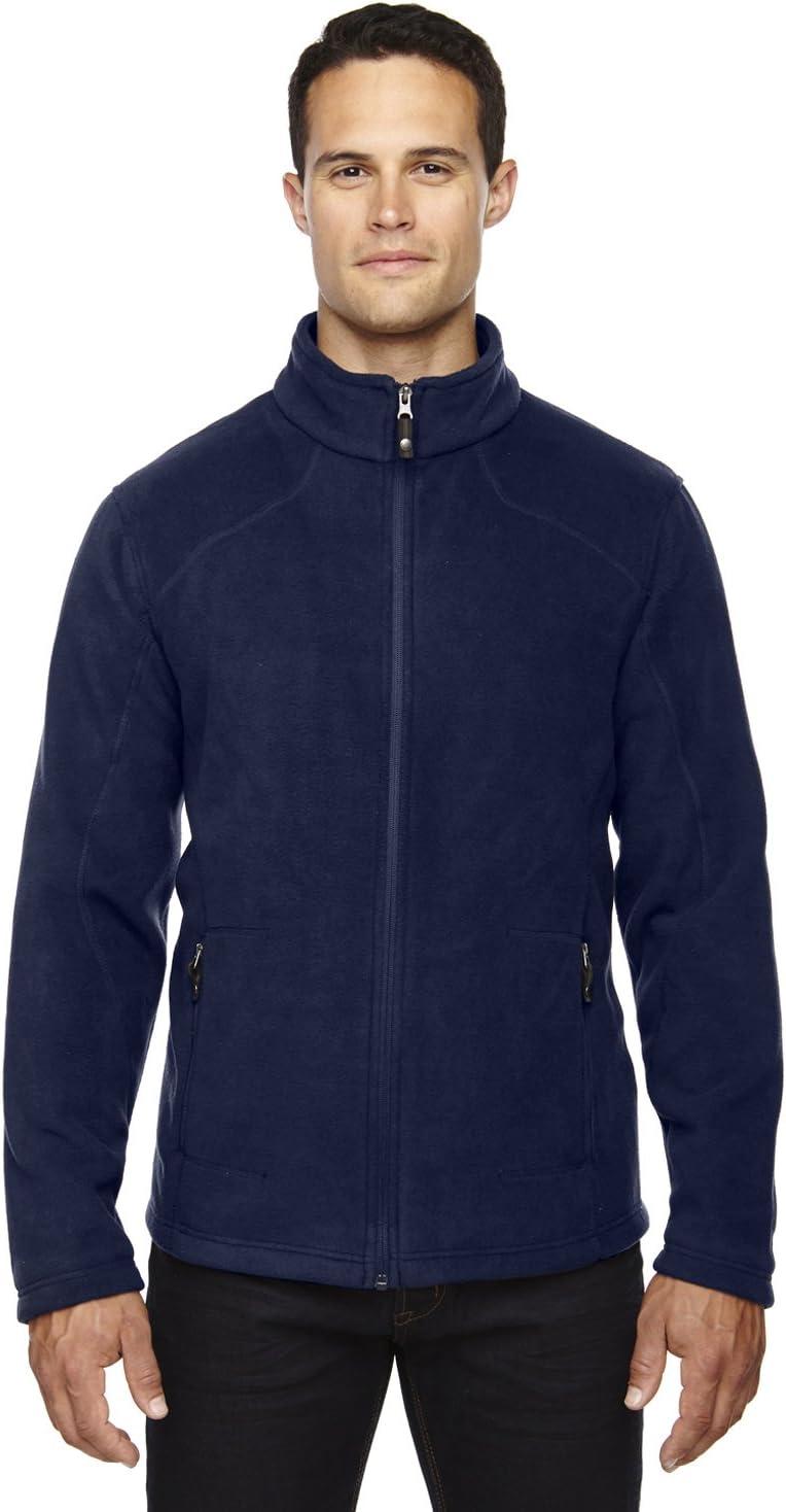 Ash City Mens Voyage Fleece Jacket