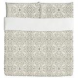 Soft Fur Duvet Bed Set 3 Piece Set Duvet Cover - 2 Pillow Shams - Luxury Microfiber, Soft, Breathable