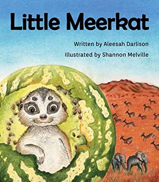 book cover of Little Meerkat